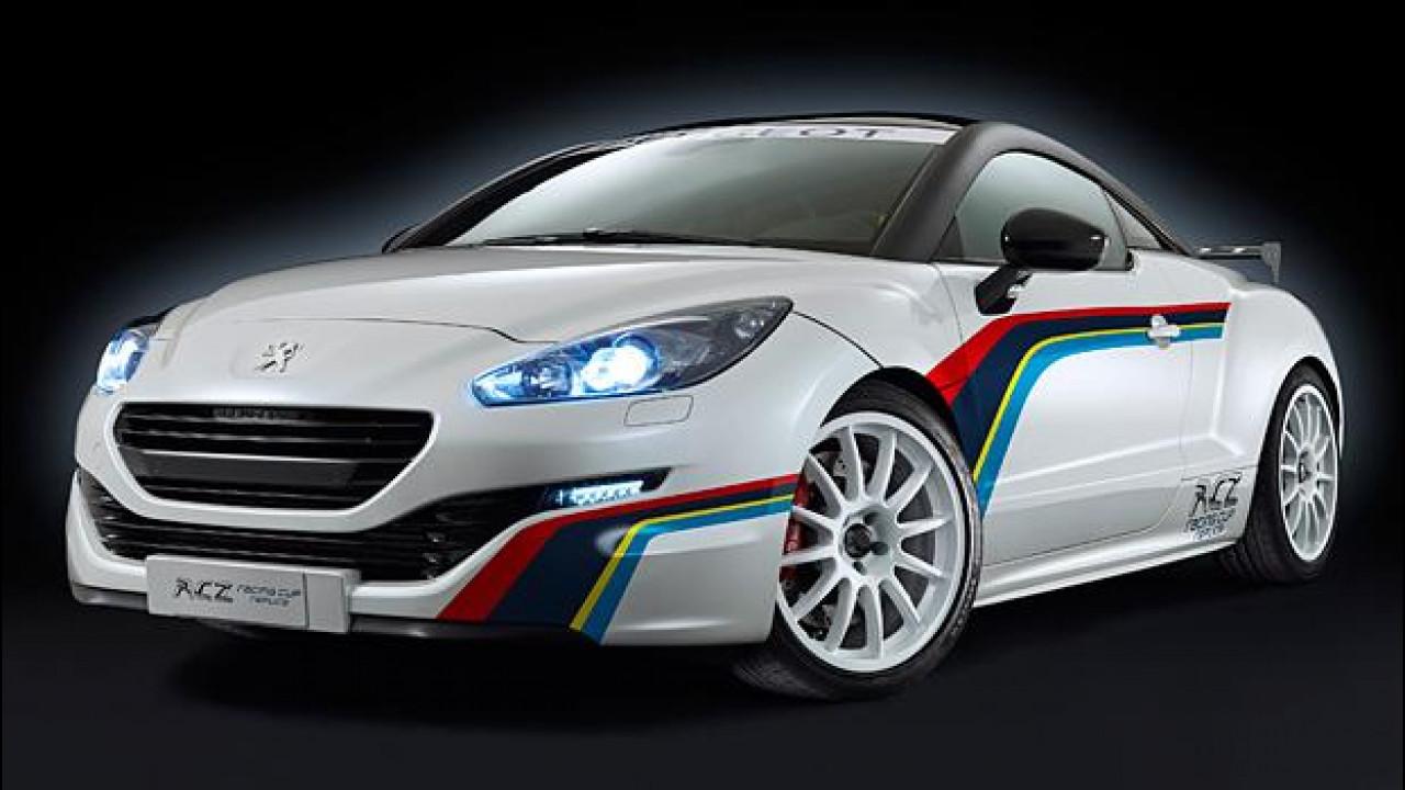 [Copertina] - Peugeot RCZ Racing Cup Replica, per la strada e per la pista