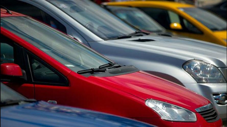 Auto aziendale, sempre decisiva per il mercato auto