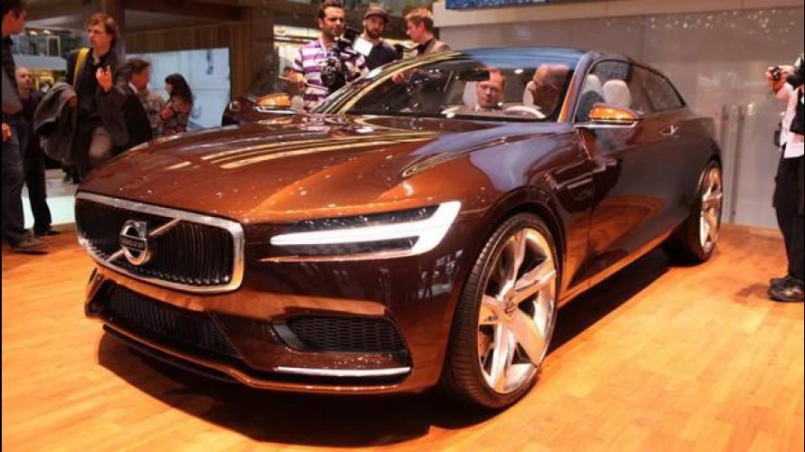 Così Volvo anticipa il futuro al Salone di Ginevra