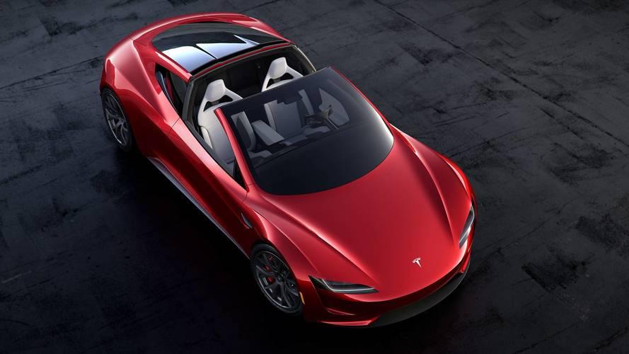 Der neue Tesla Roadster startet 2020 – mit 1.000 Kilometer Reichweite