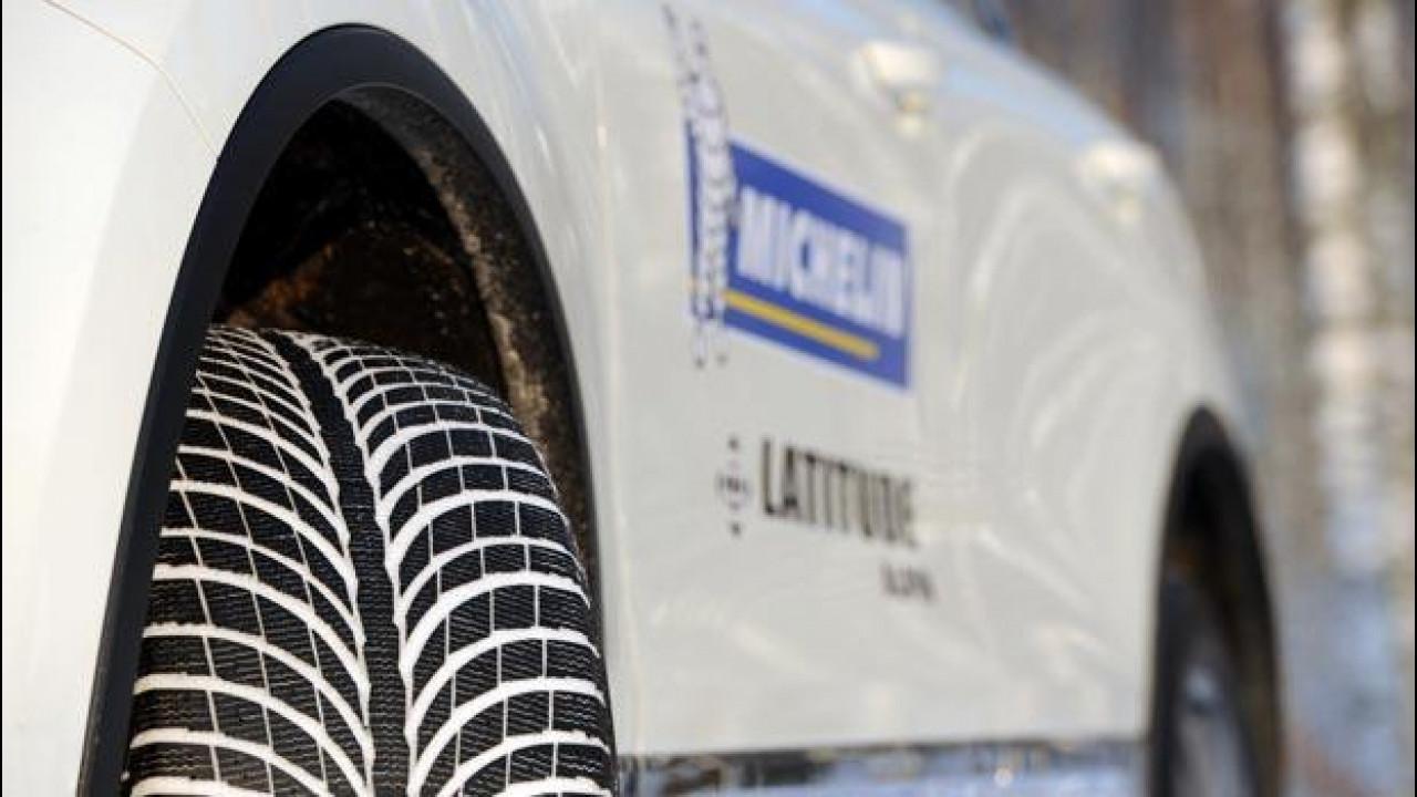 [Copertina] - Le gomme invernali Michelin: tutti gli pneumatici da neve e per il freddo