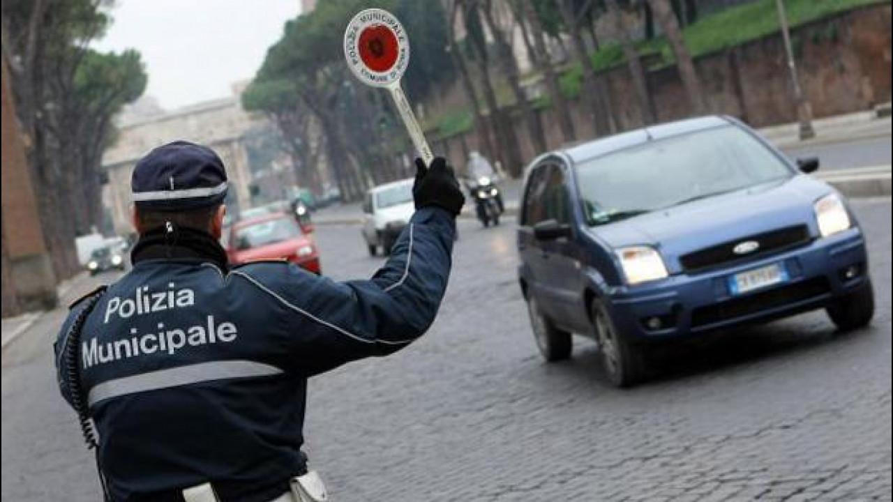 [Copertina] - Roma 4 e 5 dicembre, confermati sciopero e targhe alterne