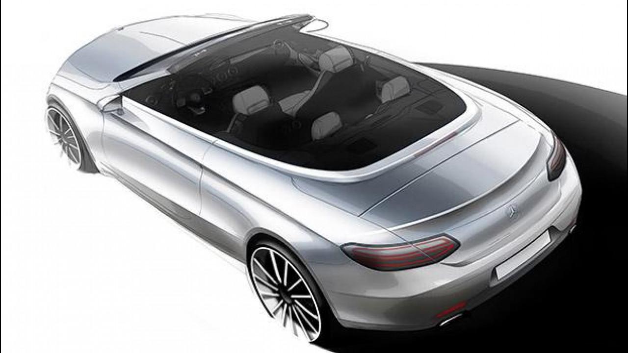 [Copertina] - Mercedes Classe C Cabrio, come ti scopro la media