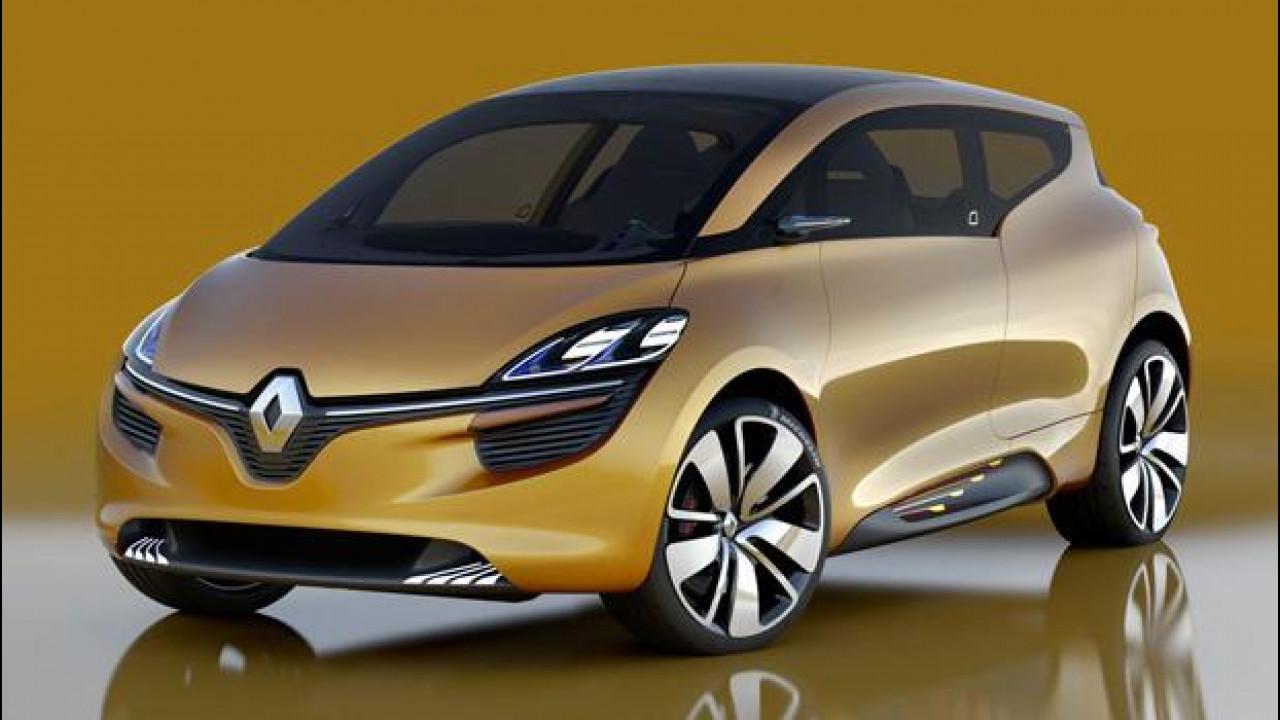 [Copertina] - Nuova Renault Scenic, debutto a Ginevra