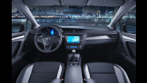 Toyota Avensis wagon restyling