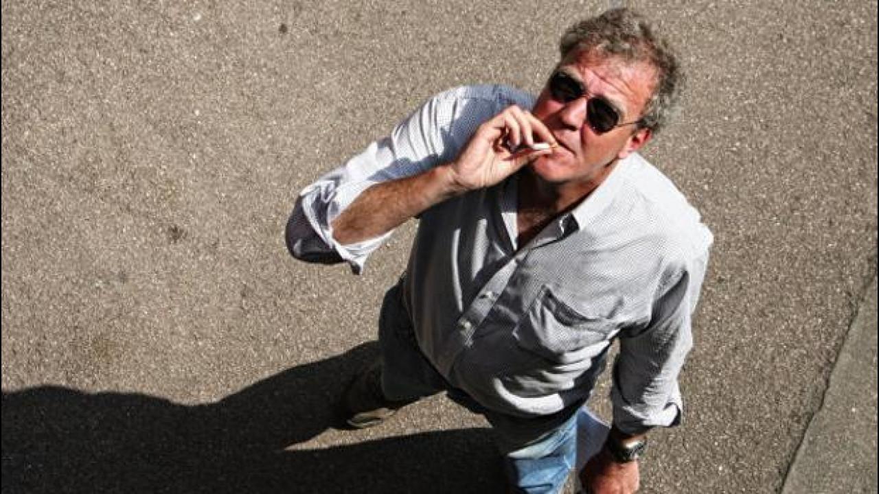 [Copertina] - Jeremy Clarkson lascia Top Gear? La rete si scatena