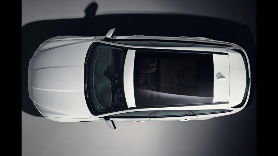 Nuova Jaguar XF Sportbrake, prime foto da Wimbledon