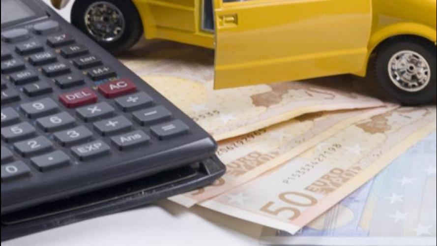 Auto aziendale in leasing: novità sulle tasse