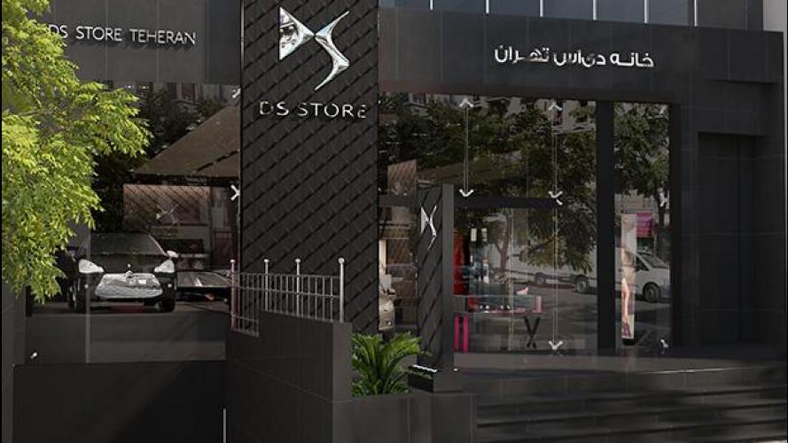 DS sbarca in Iran con il primo Store a Teheran