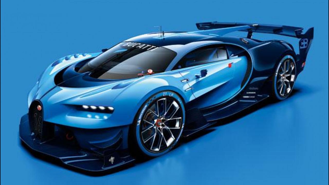 [Copertina] - Bugatti Vision Gran Turismo, realtà (virtuale)