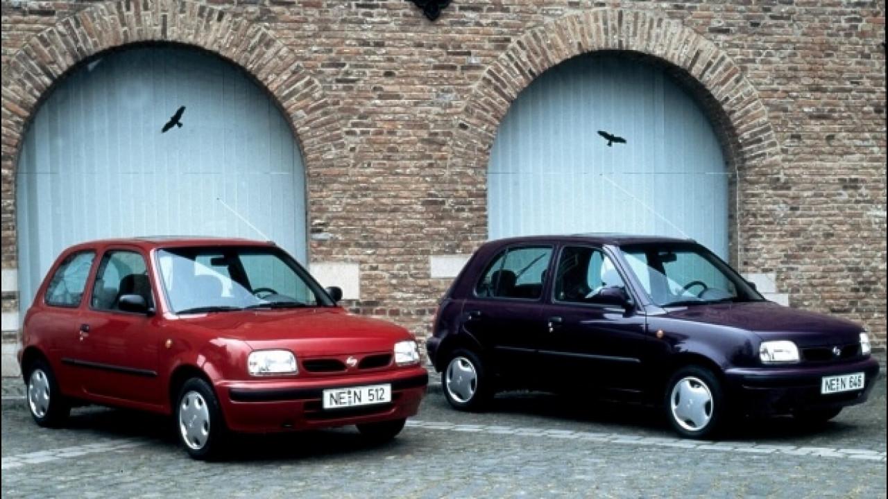 [Copertina] - Nissan Micra, quella del 1992 ha fatto la storia
