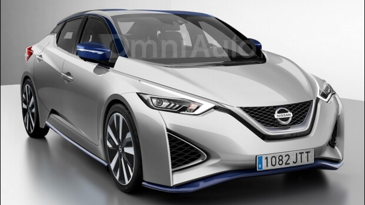 [Copertina] - Nuova Nissan Leaf, sarà la prima di una nuova