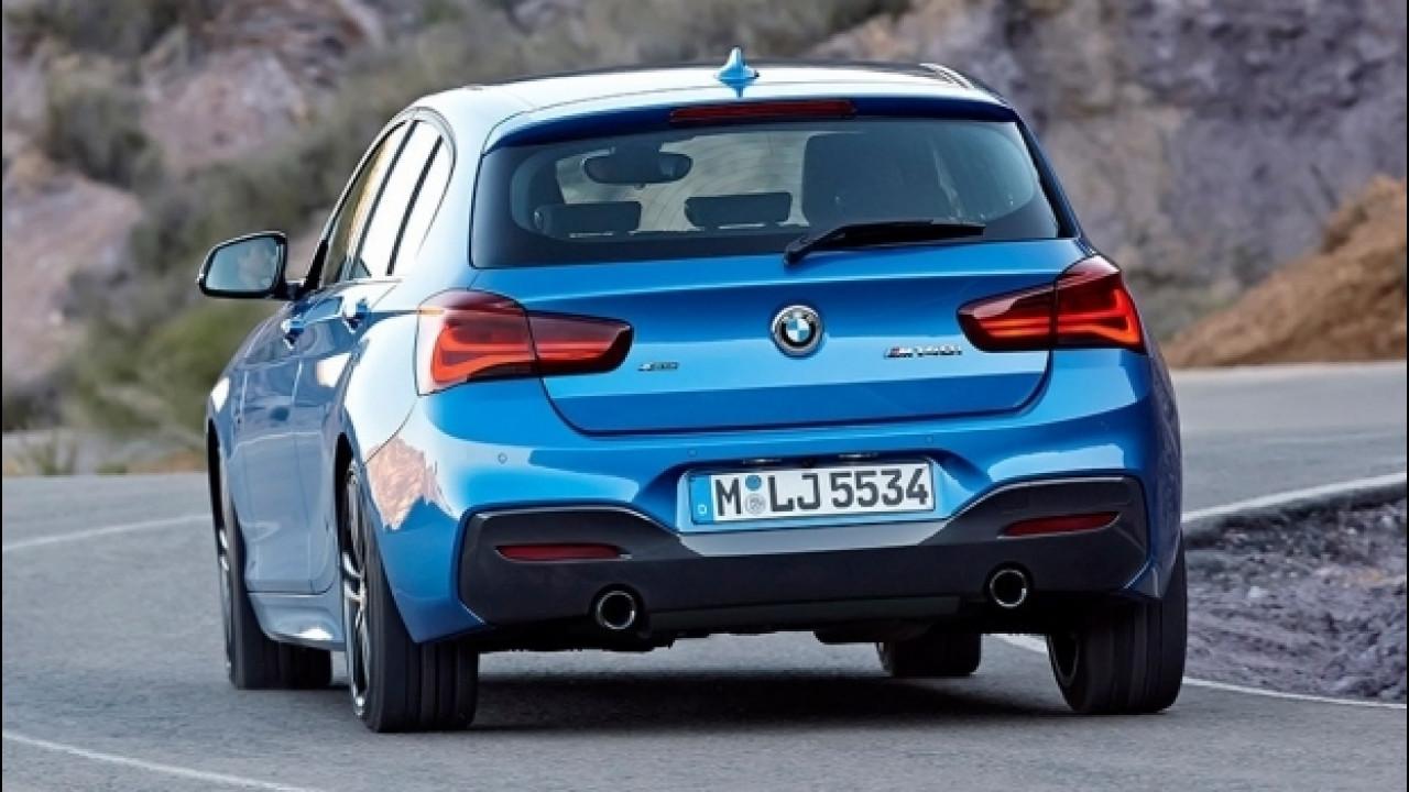 [Copertina] - BMW Serie 1, la trazione posteriore ha i mesi contati