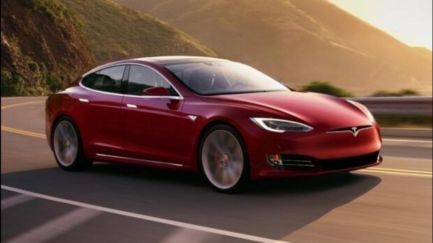 Due milioni di auto elettriche e ibride plug-in nel mondo