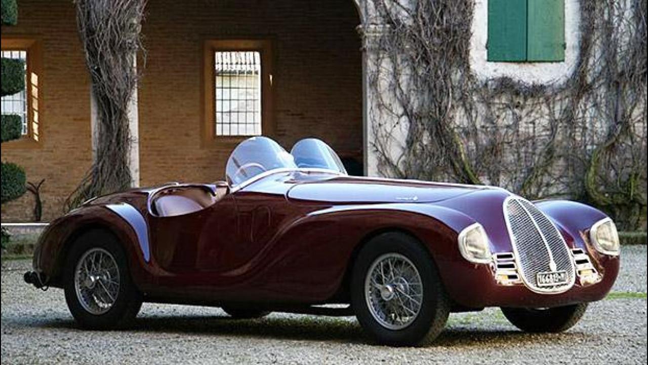 [Copertina] - Enzo Ferrari, 75 anni fa la sua prima