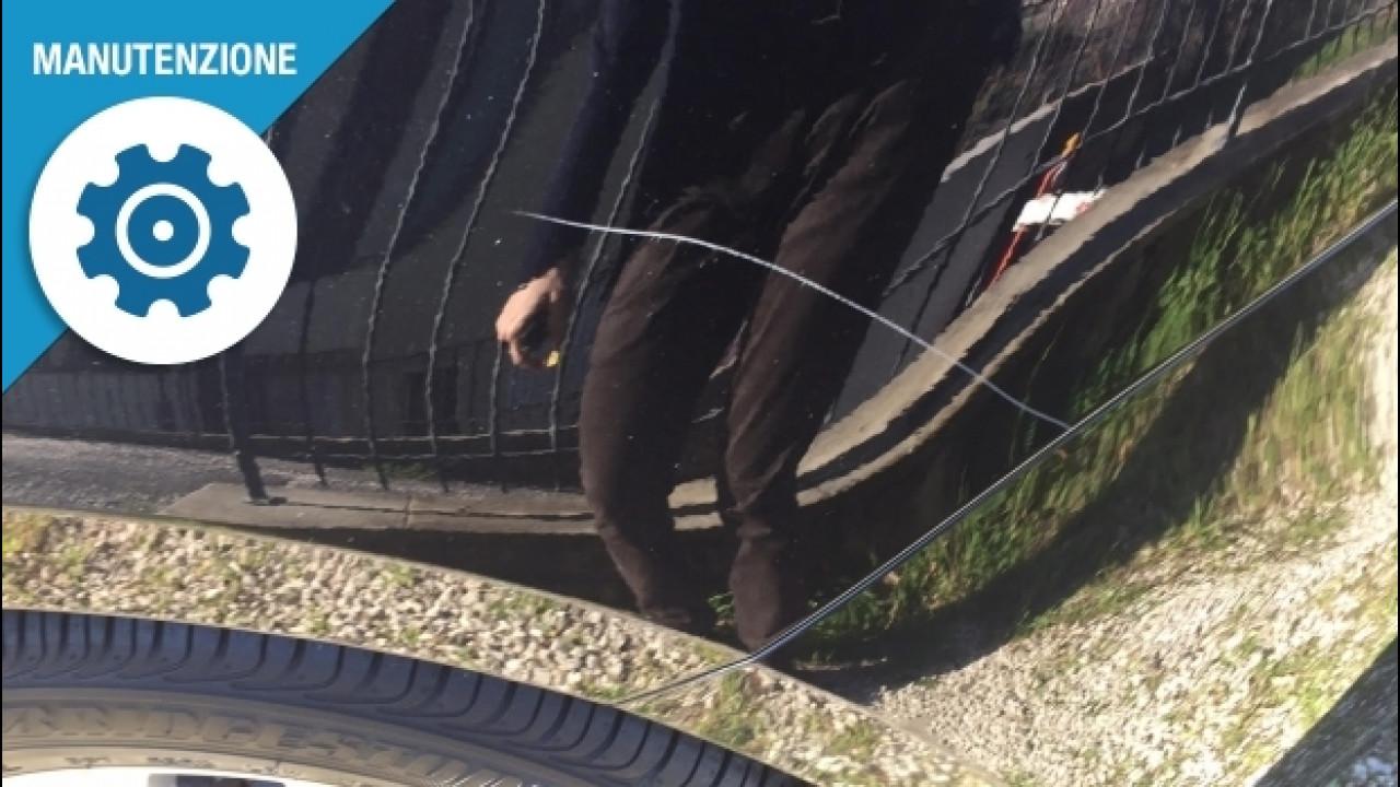 [Copertina] - Graffi sulla carrozzeria, micro-guida per il fai da te