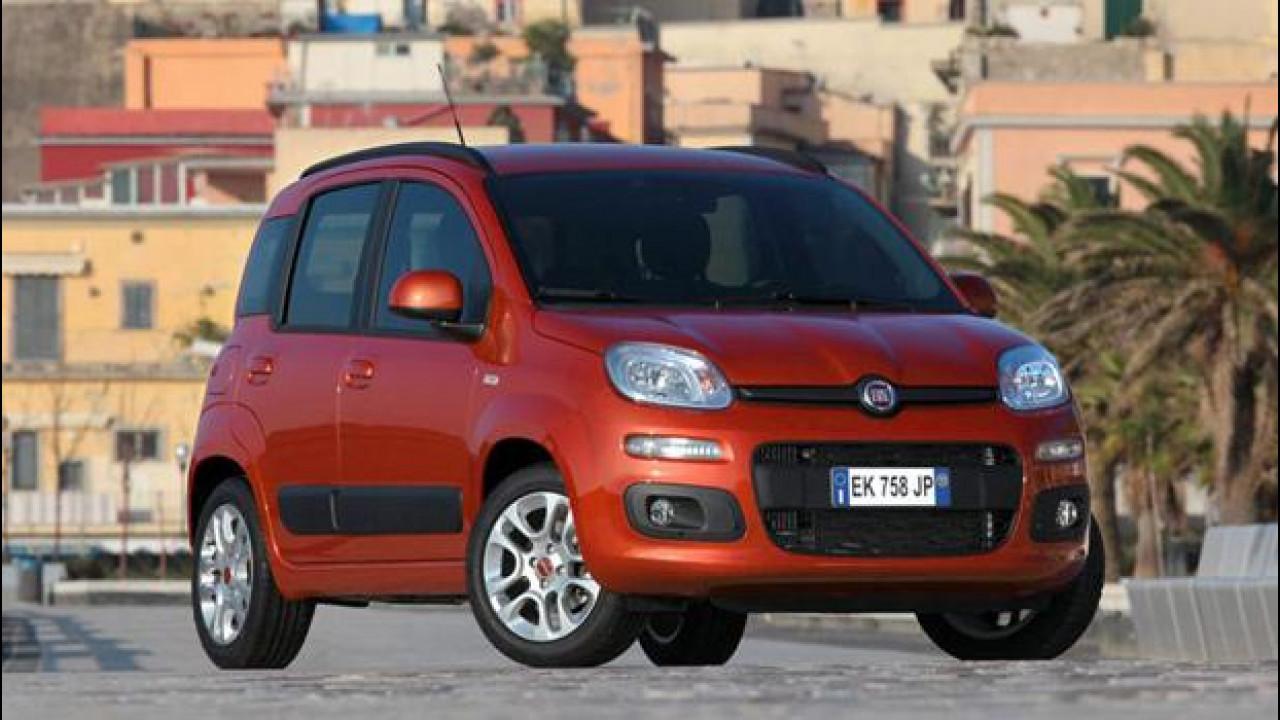 [Copertina] - Fiat Panda è ancora l'auto aziendale più diffusa in Italia