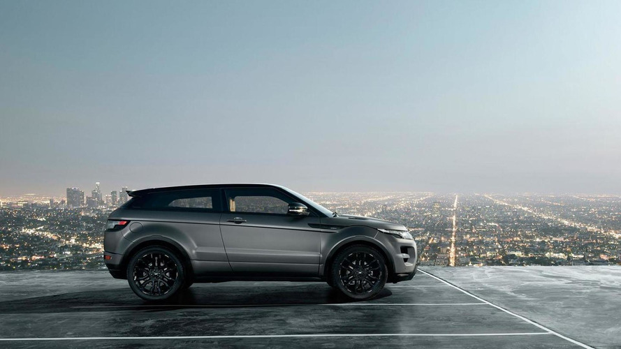 Land Rover considering new SUV below Evoque