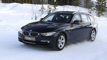 2013 BMW 3-Series Touring spy photo 22.2.2012