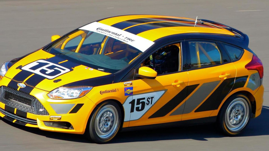 Ford Racing Focus ST-R to make racing debut