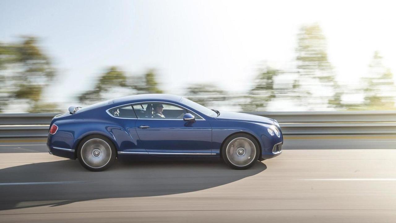 2013 Bentley Continental Gt Speed Motor1 Com Photos