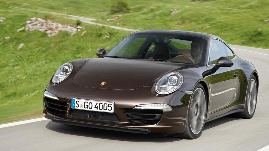 Porsche 911 50th anniversary edition in the works - report
