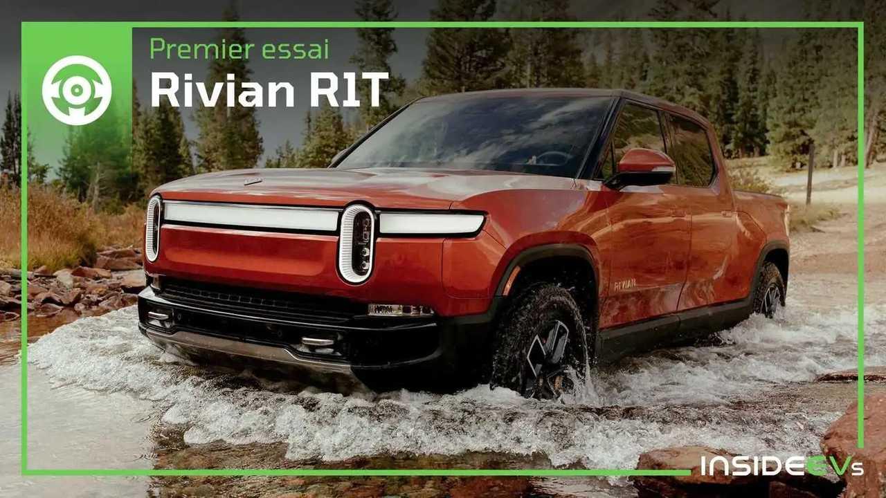 Essai Rivian R1T