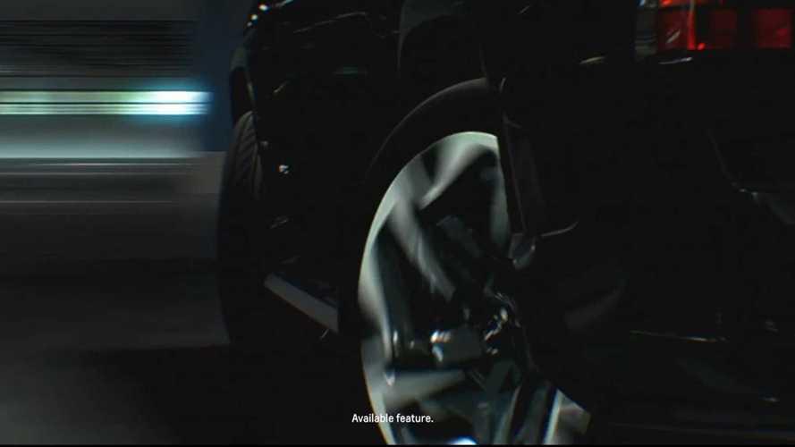 Chevrolet Silverado EV avrà un sistema a 4 ruote sterzanti