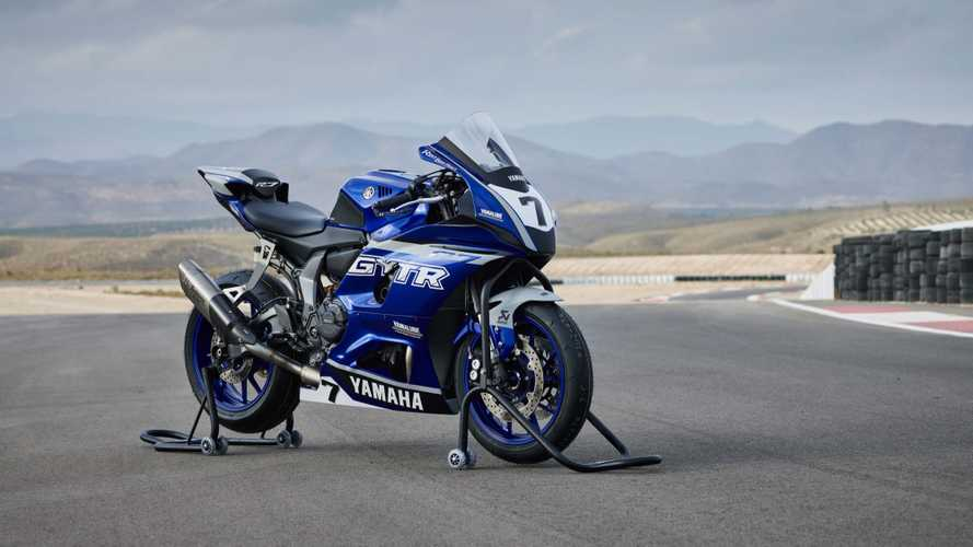 The Yamaha YZF-R7 Gets Race-Prepped With The GYTR Kit