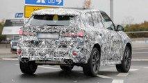 BMW X1 (2022) mit vier Endrohren erwischt: Kommt ein M?