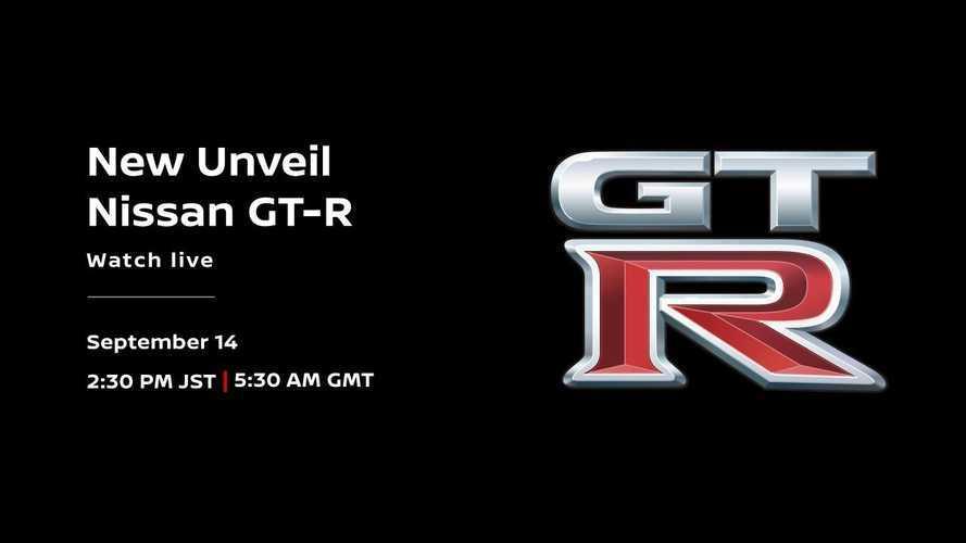 Nissan, una nuova GT-R ritorna per il 2021. Video diretta qui