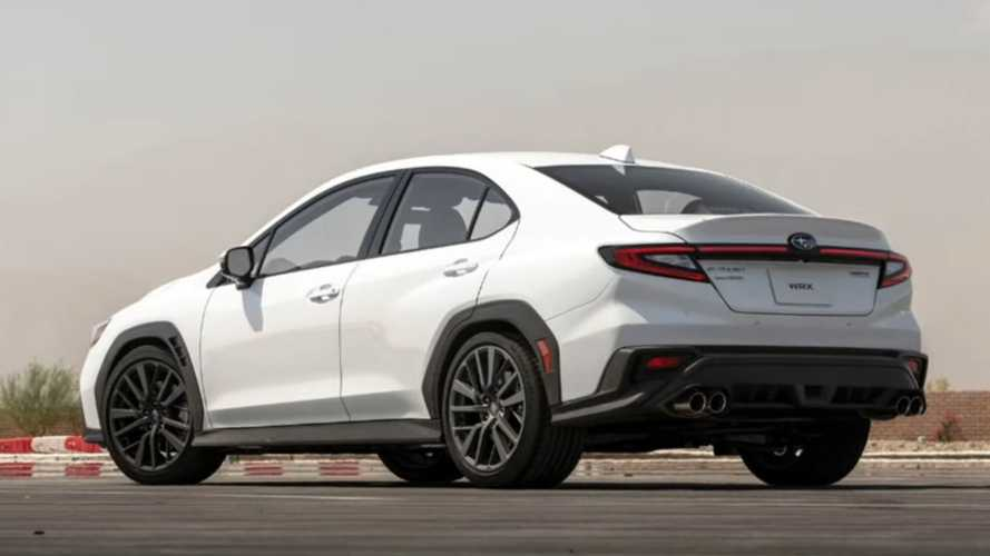 2022 Subaru WRX Already Gets An Internet Makeover In New Rendering