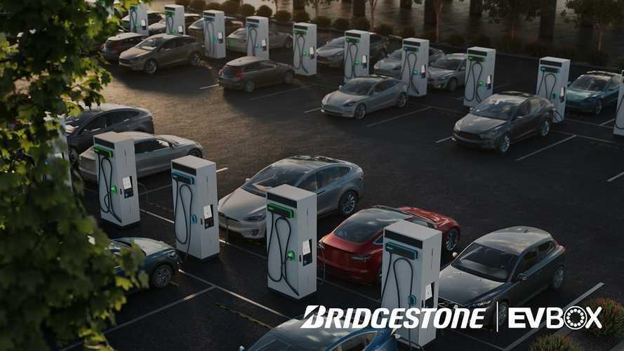 Bridgestone Bangun 3.500 Stasiun Pengisian Daya Listrik di Eropa