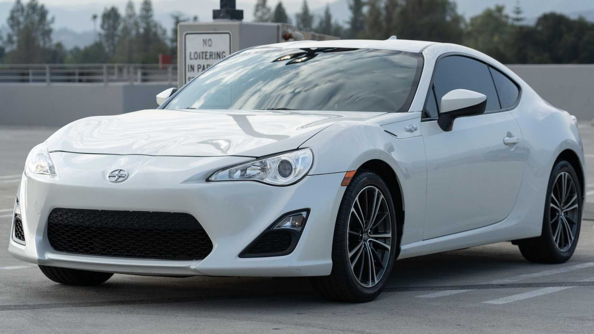 First Scion FR-S In US For Sale Three Quarters