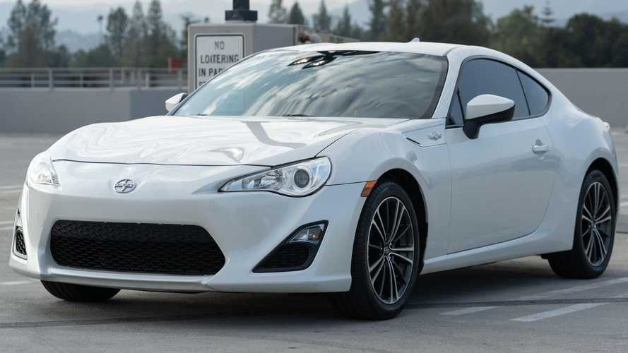 The Very First Scion FR-S Sold In The US Can Now Be Yours
