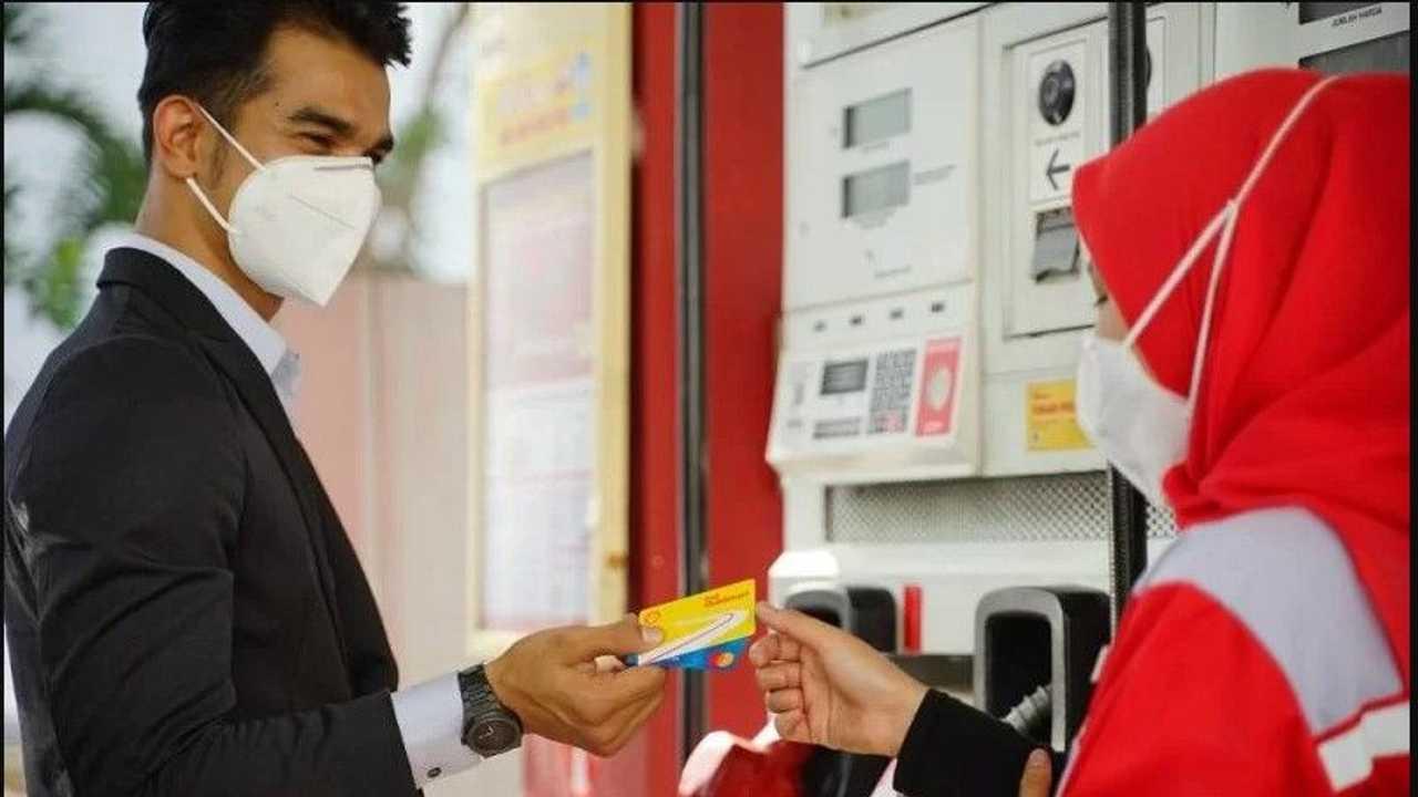 Kerja sama Shell dan Mastercard