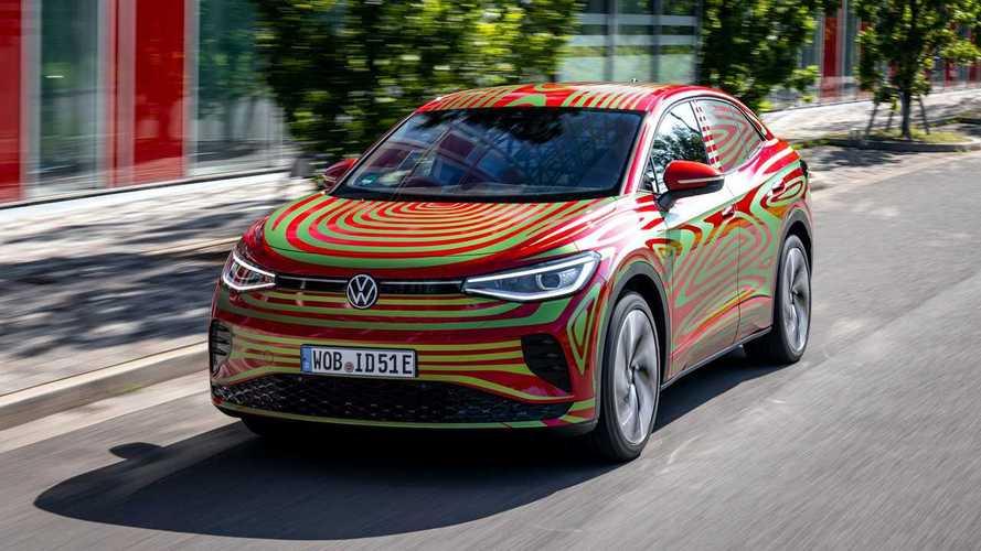 VW ID.5 GTX Concept - IAA 2021