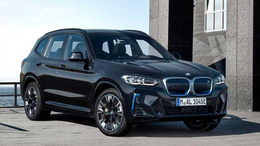 Lançado há 1 ano, BMW iX3 elétrico ganha retoque e baixa o preço