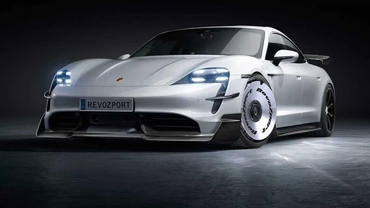 RevoZport Porsche Taycan GTZ