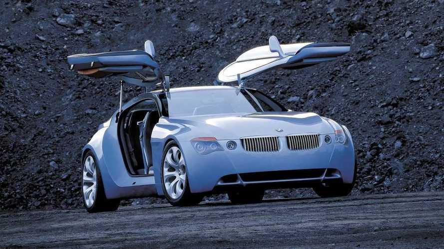 Крис Бэнгл и прототип BMW Z9: неоцененная красота по-американски