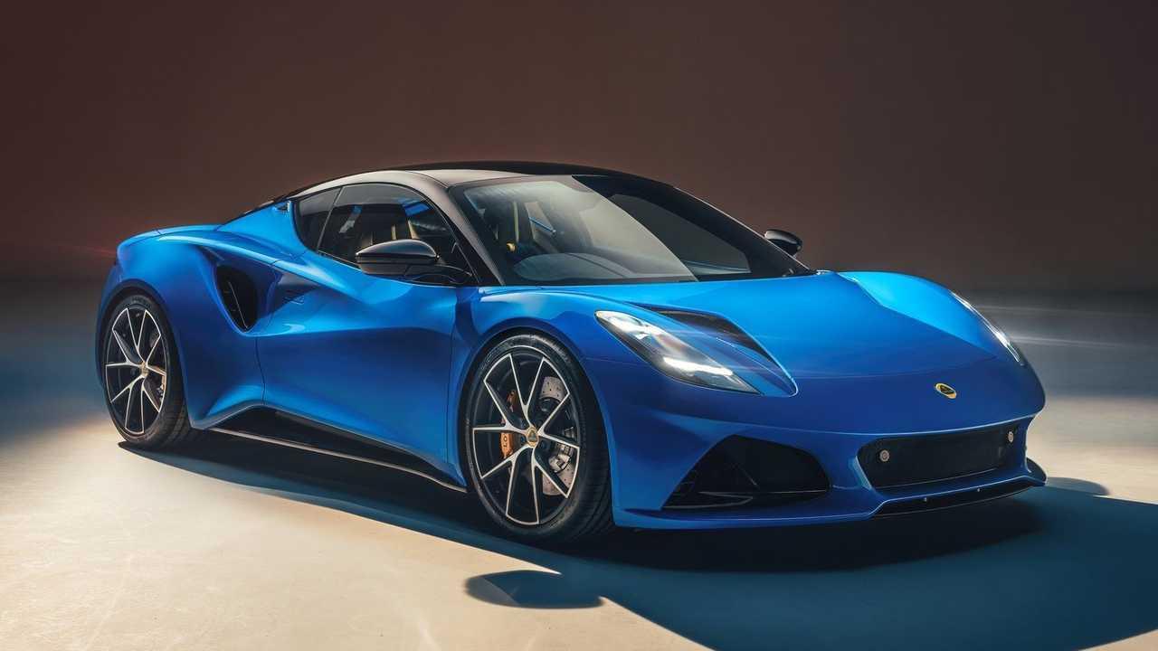 Lotus Emira - 400 CV