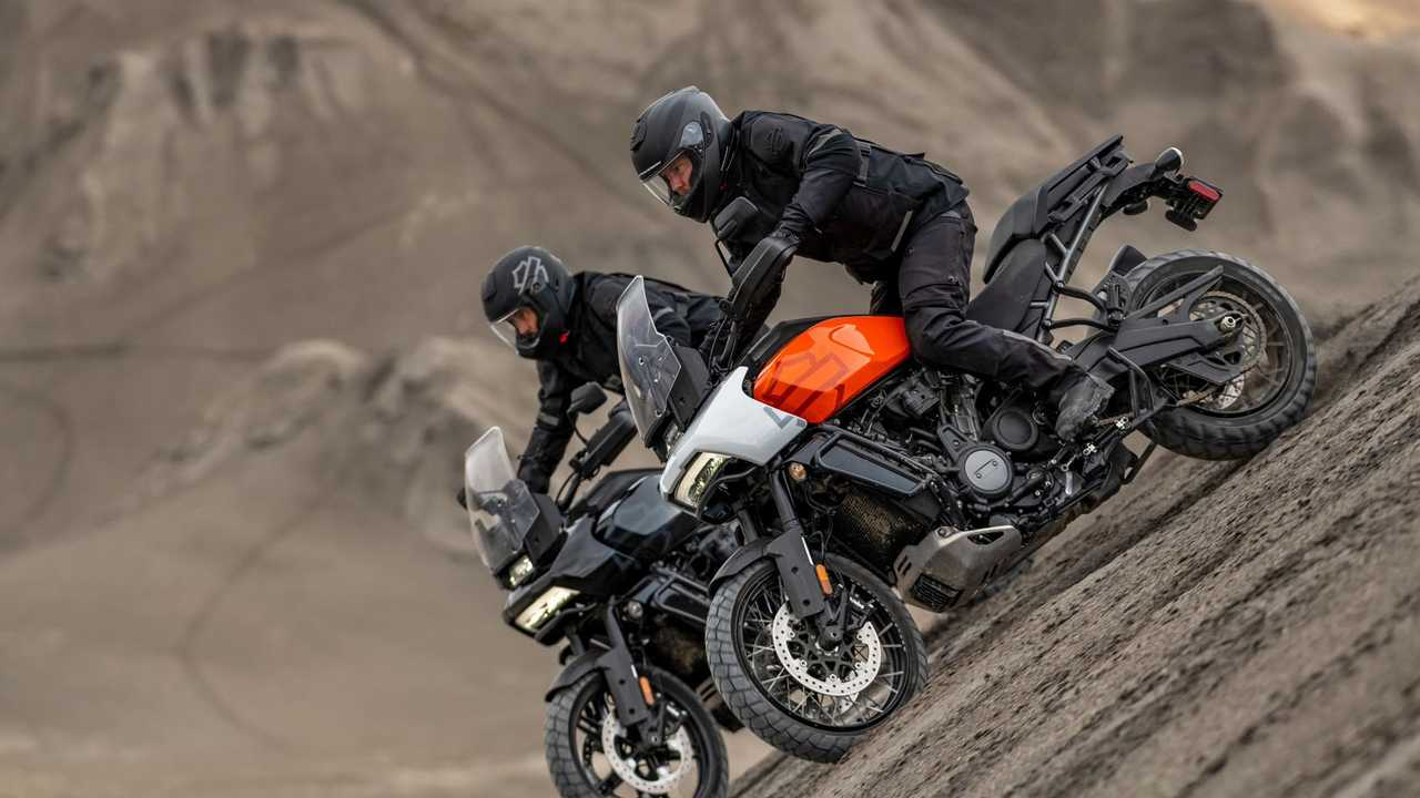 Harley-Davidson 2-Percent Surcharge