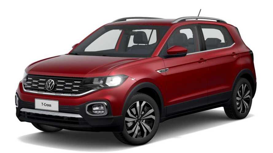 VW T-Cross 2022 fica mais caro, mas ganha novos equipamentos