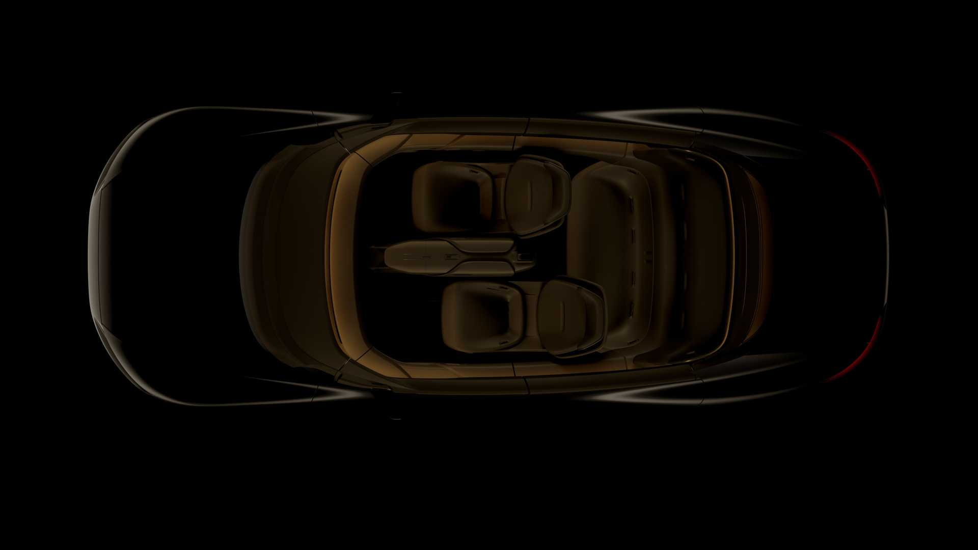 Audi Grand Sphere Concept Teased As Swoopy Electric GT