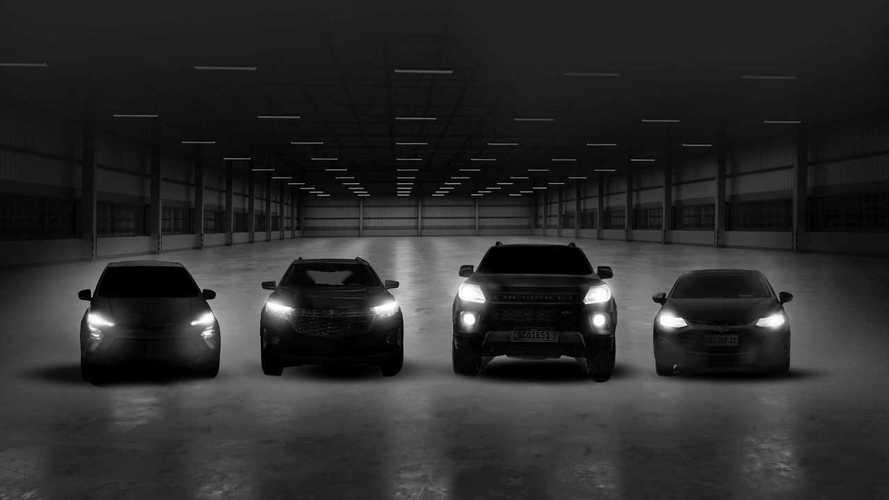 Chevrolet confirma 4 lançamentos para 2021; descubra quais são