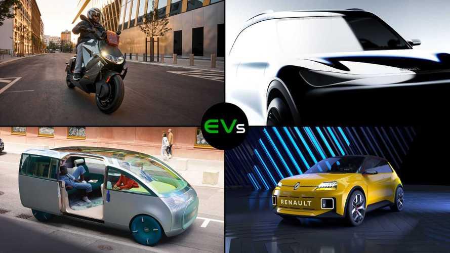 Münchner IAA Mobility 2021: Die Elektro-Highlights der Messe