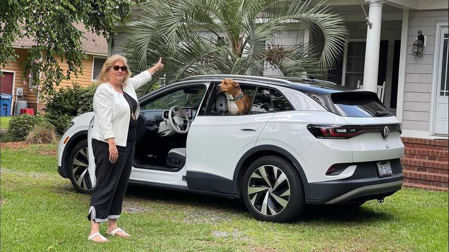 Is The VW ID.4 A Good First Electric Crossover? Owner Chimes In