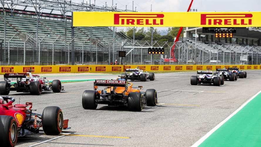 Belçika GP: Verstappen pole pozisyonunu aldı!