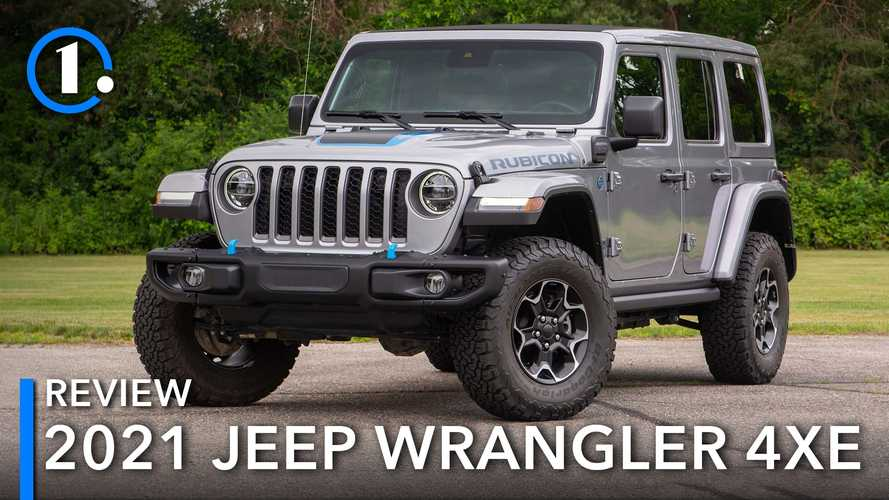 2021 Jeep Wrangler 4xe Review: Modernizing Tradition