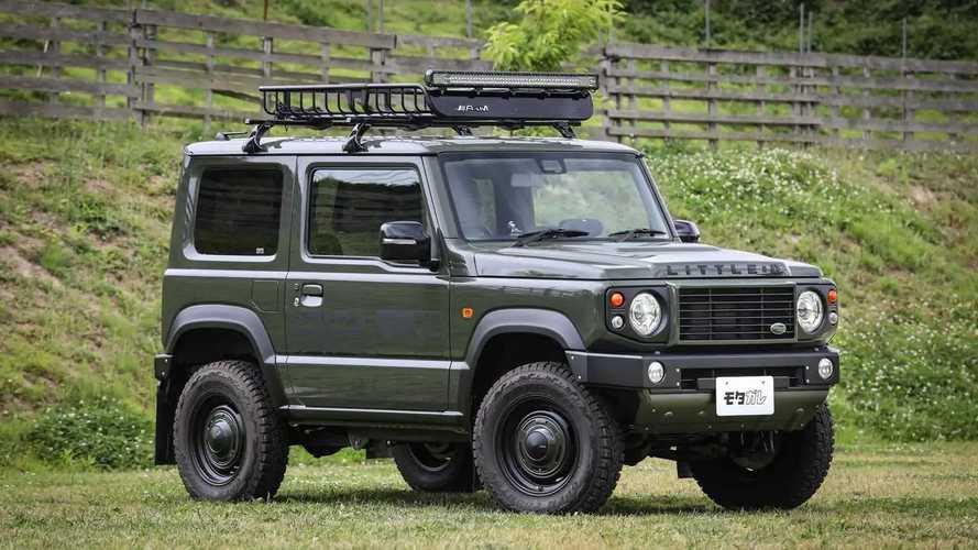 Suzuki Jimny: Die interessantesten Umbauten